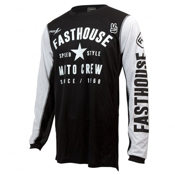 Fasthouse Speed Style Air Cooled Adult Jersey