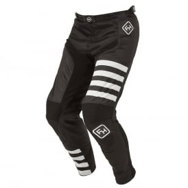 Fasthouse Speed Style Stripes Pants Black