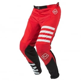 Fasthouse Speed Style Stripes Pants Red