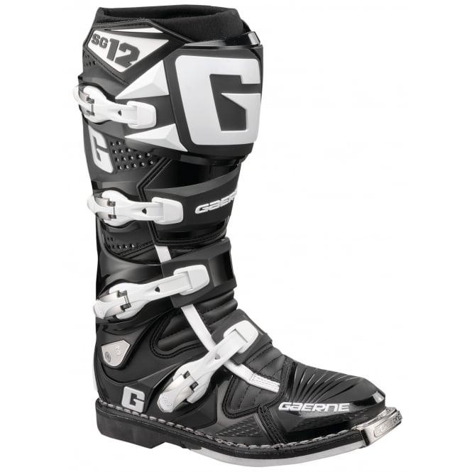 Gaerne Boots Sg12 >> Sg12 Boots Black