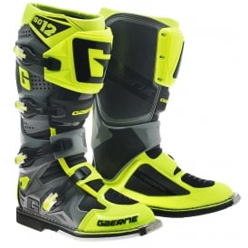 SG12 Boots Neon yellow