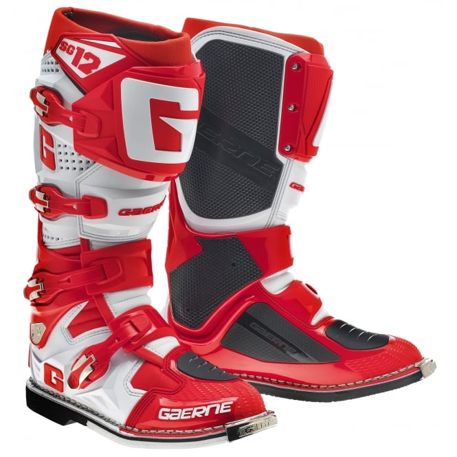 Gaerne SG12 Boots Red