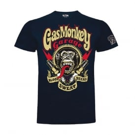 Gas Monkey Sparkplugs Tee