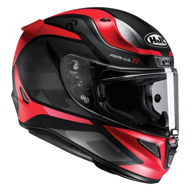 HJC RPHA 11 Deroka Red