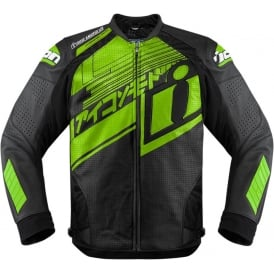 JACKET HYPRSPRT PRIME HERO GREEN