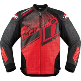 JACKET HYPRSPRT PRIME HERO RED