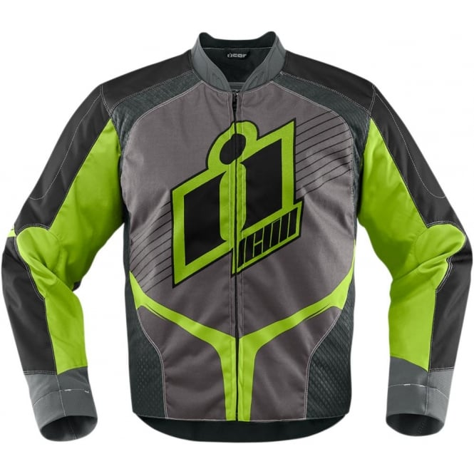 Icon JACKET OVERLORD 2 GREEN
