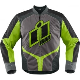 JACKET OVERLORD 2 GREEN