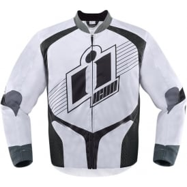 JACKET OVERLORD 2 WHITE
