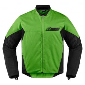 Icon Konflict Green Jacket