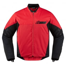 Icon Konflict Red Jacket
