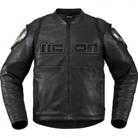 Icon TiMax Leather jacket