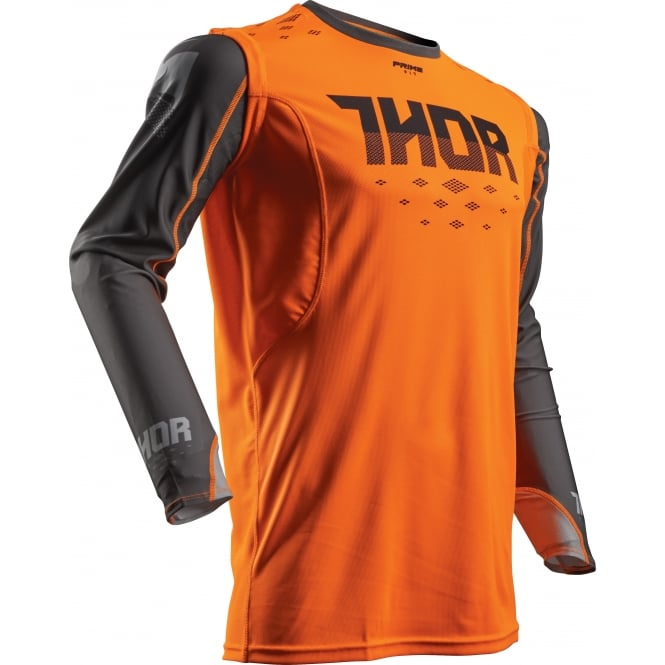 Thor JERSEY Prime-Fit S17 Rohl OG/GY