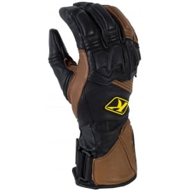 Klim Adventure Short glove Brown