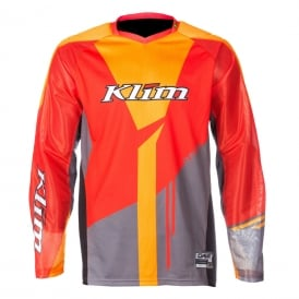 Klim Dakar Jersey Orange