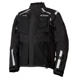 Limited Edition Klim Badlands Jacket 'Spec' Stealth Black