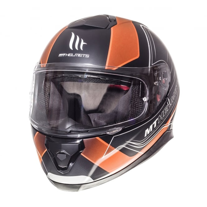 MT Thunder 3 SV Trace Matte Black / Orange