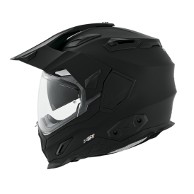 NEXX XD1 Plain Helmet Black Moon