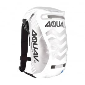 Oxford Aqua V 12 Backpack White