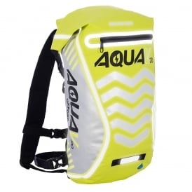 Oxford Aqua V 20 Backpack Fluro