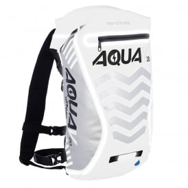 Oxford Aqua V 20 Backpack White