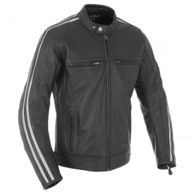 Bladon MS Leather Jacket Black