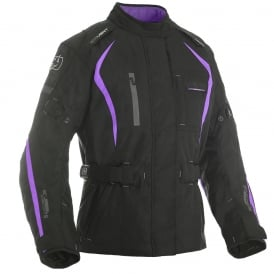 Dakota WS Long Jkt BlackPurple