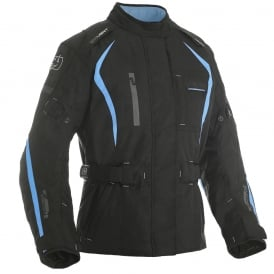 Dakota WS Long Txt Jkt Black/Blue