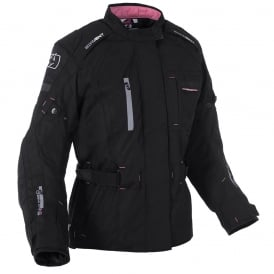 Dakota WS Long Txt Jkt TechBlack