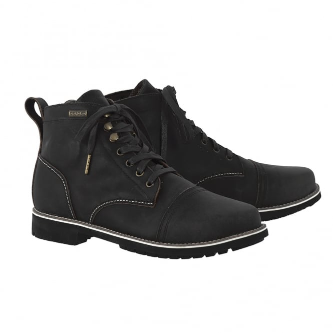 Oxford Digby MS Short Boot Black UK