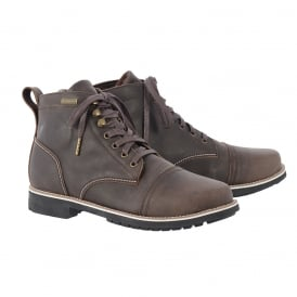 Digby MS Short Boot Wax Brown