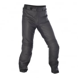 Freeway MS Leather Pants Black