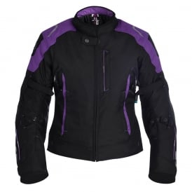Girona 1.0 WS Short Jkt Black/Purple