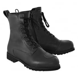 Merton MS W/ proof Boots Black UK