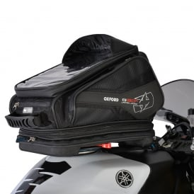 Oxford Q30R QR TANK BAG - Black