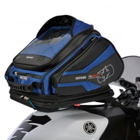 Oxford Q30R QR TANK BAG - Blue