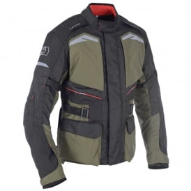 Quebec 1.0 MS Jacket Army Green