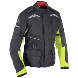 Quebec 1.0 MS Jacket Black/ Fluo