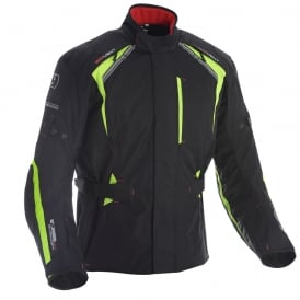 Subway 3.0 MS Long Jkt Black/Fluo XL/44