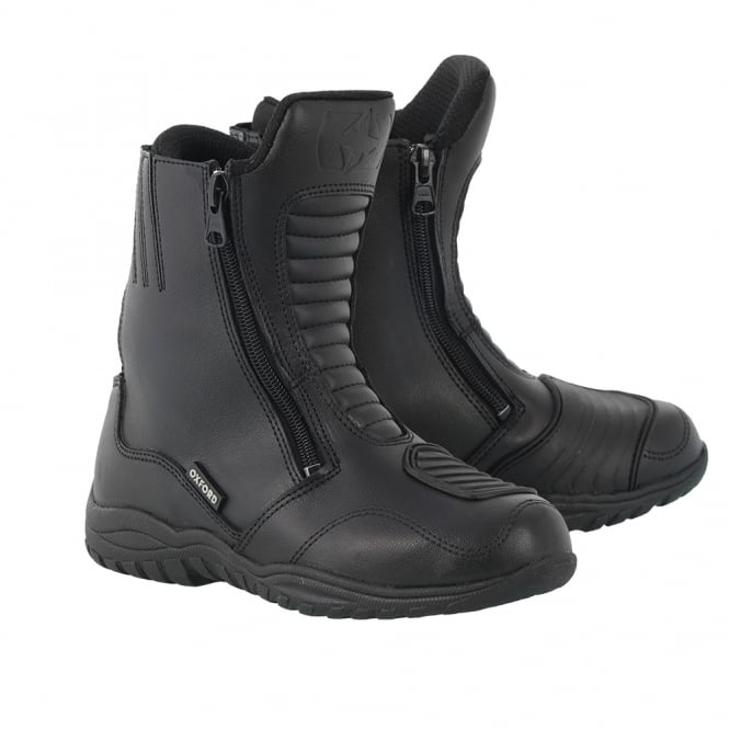 Oxford Warrior Boots Black