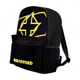 Oxford X-RIDER Essential Back Pack - Yellow