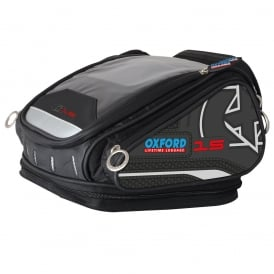 Oxford X15 QR Tank Bag - Black