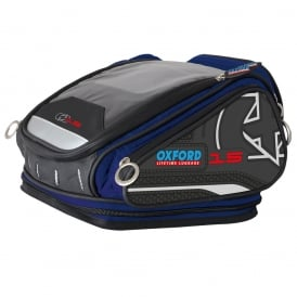 Oxford X15 QR Tank Bag - Blue