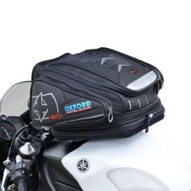 Oxford X30 QR TANK BAG - Black