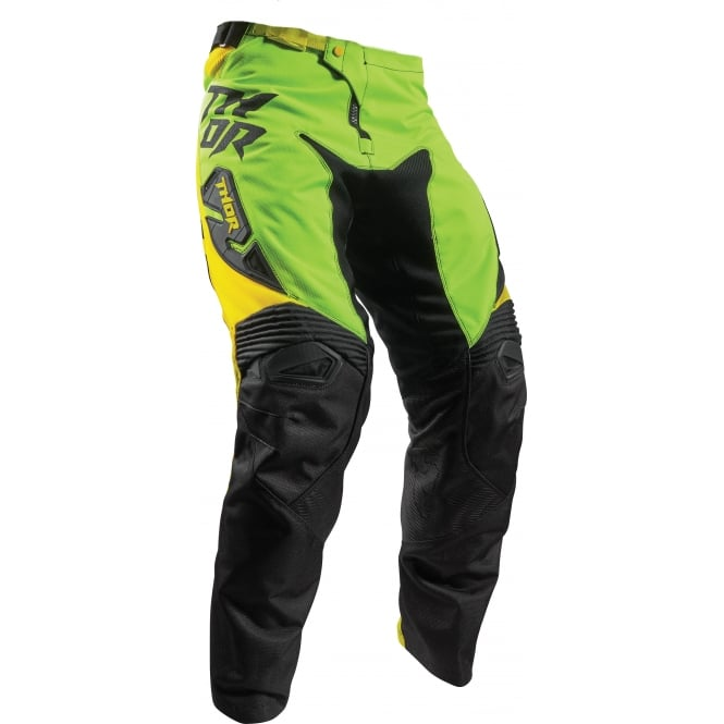 Thor PANT Fuse S17 Dazz Flo-GN / YW