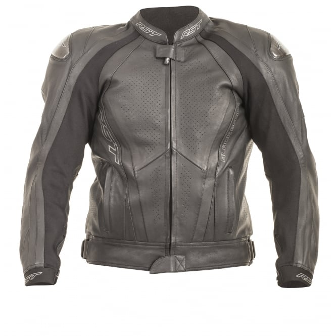 RST BLACK SERIES II LEATHER JACKET