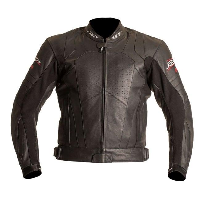 Nexus leather jacket black black ebony