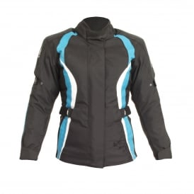 RST DIVA III LADIES TEX JKT TRQ