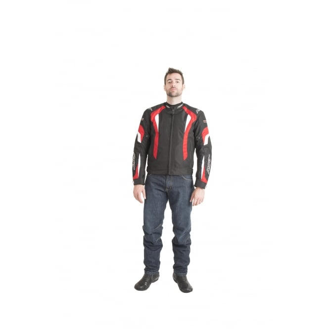 RST R-16 M TEX JKT RED
