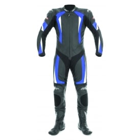 RST R-16 ONE PIECE SUIT BLUE